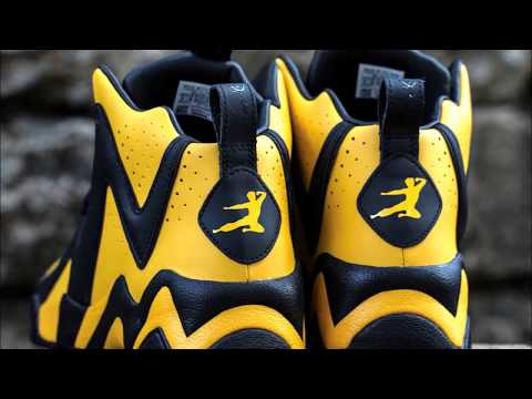 Reebok Kamikaze 2s Inspired by Bruce Lee Bait pays tribute his iconic Game of Death outfit