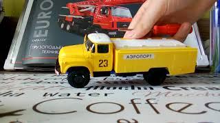 Обзор на модели автолегенды ссср грузовики