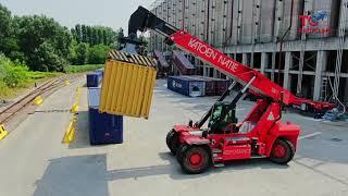 Ribaltatori di carico e scarico TECT 20 30 50 - TC Recycling