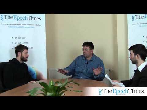 Interviu cu Mihail Bumbes, presedintele Militiei Spirituale partea 1