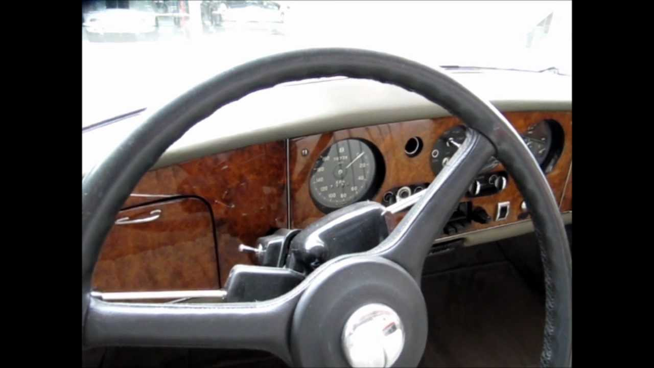 Bentley S1 DHC Graber oldtimer classic car impressions