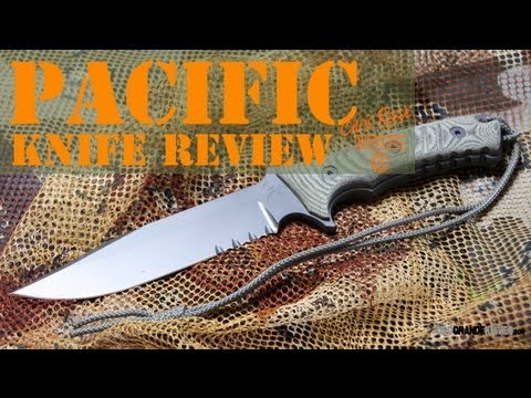 Chris Reeve Pacific Combat Knife Review | OsoGrandeKnives