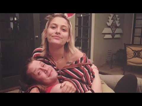 Paris Jackson & Godfather Macaulay Culkin Get Matching Tattoos