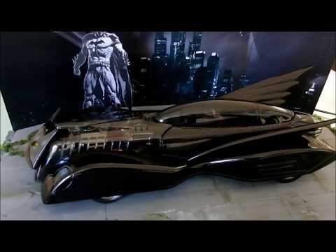 Batmobile 2000 By Corgi  With LED Lighting