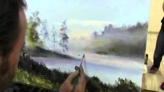 Игорь Сахаров, уроки живописи для начинающих