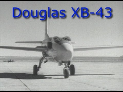 Douglas XB-43