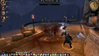 [HD] Dragon Age Awakening - First boss