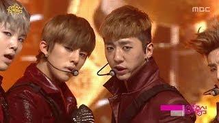 B.A.P - One Shot, 비에이피 - 원샷, Music Core 20130302