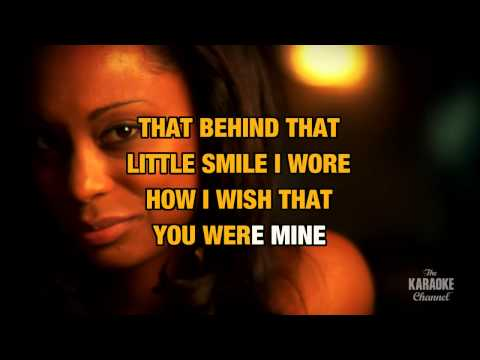 """My Cherie Amour in the Style of """"Stevie Wonder"""" with lyrics (no lead vocal)"""