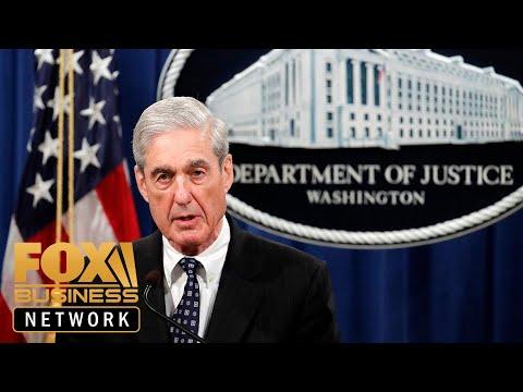 Joe diGenova: Mueller should be disbarred