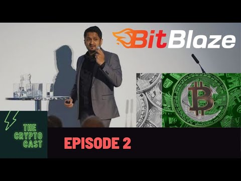 Starting Pakistan's First Ever Crypto Exchange | The Cryptocast #2 | Abdul Alim – CEO, Bitblaze.co