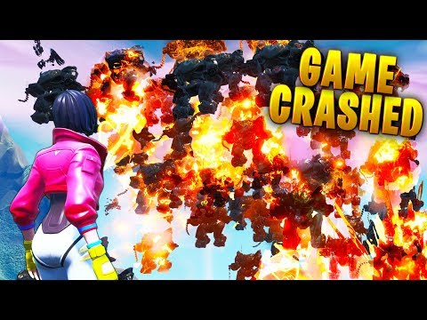 *NEW* HOW TO CRASH THE GAME!! - Fortnite Funny WTF Fails and Daily Best Moments Ep.1359