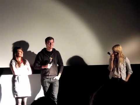 "Anna Tatarska, Kris & Joe Swanberg Q&A after ""Kissing on the Mouth"""
