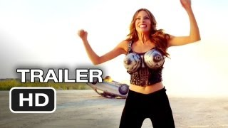 Machete Kills Official Trailer #1 (2013) - Danny Trejo, Mel Gibson Movie HD