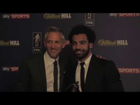 Official FWA Film of Footballer of the Year awards night