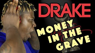 Drake - Money In The Grave ft. Rick Ross (Oh Yeah Its A Banger) 2LM Reaction