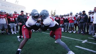 'The Drive' preview: Washington State aims to improve on the field week by week thumbnail