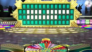 Wheel of Fortune: 2nd Edition (Artech Digital Entertainment) (Windows) [2000]