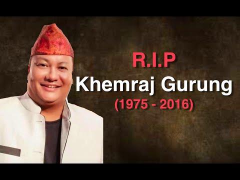 Khemraj Gurung biography