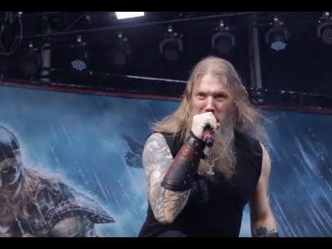 Amon Amarth tease new song Ravens Flight off new album..!
