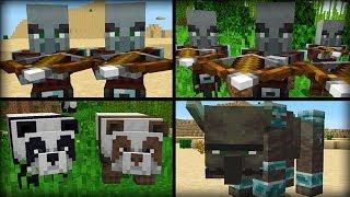 ✔ Minecraft 1.14 Update - 25 Features That Were Added