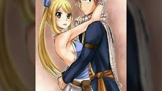 Нацу и Люси - Двое
