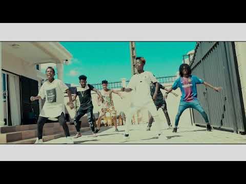 KAPITSANY  DEMO officiel de la nouvelle dance