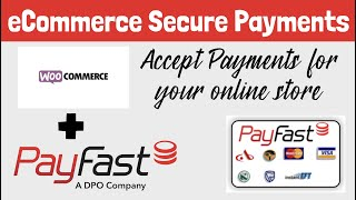 Set up Secure Payment Processing South Africa