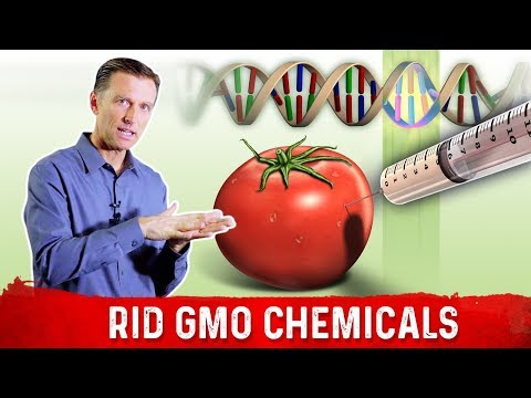 Natural Ways to Reduce Glyphosate (GMO chemicals) in Your Body