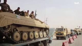 البيشمركة والقوات العراقية تحبط هجومين لداعش في #الموصل