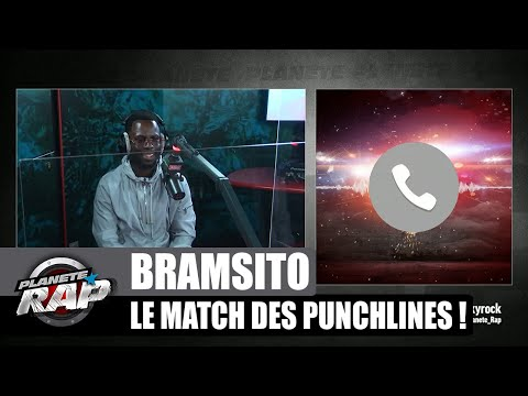 Youtube: Le match des punchlines spécial Bramsito avec Mentos! #PlanèteRap