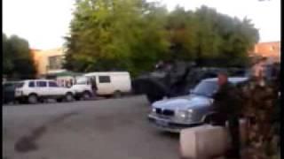 в.ч.2094 137 Назрановский пограничный отряд  22 июня 2004г.