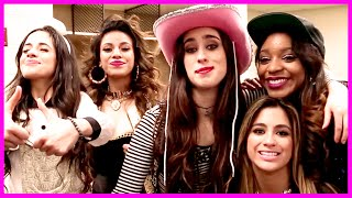 Demi Lovato & Fifth Harmony Silly String Surprise - Fifth Harmony Takeover Ep 26