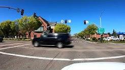Corvallis Oregon Drive Through