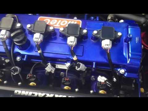 Custom built turbo Yamaha FZR by GreenHulk Garage
