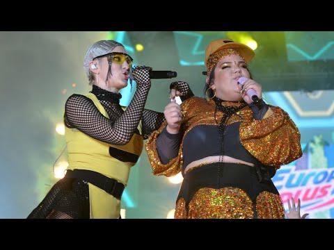 Netta & Maruv - Siren Banana (Europa Plus LIVE 2019), 27.07.2019