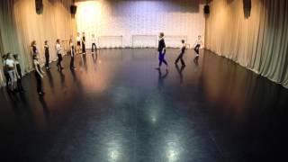 видео Упражнения для психофизического тренинга в актерской группе