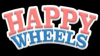 Happy Wheels #2 - Веселые ребята, который ломают голову!