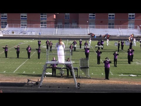 West Bladen High School Marching Band 10/21/2017