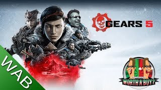 Gears 5 Review - Way better than Gears 4 (Video Game Video Review)