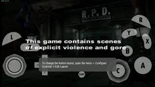 Xiaomi mi6 dolphin emulator Resident Evil 2 30 fps