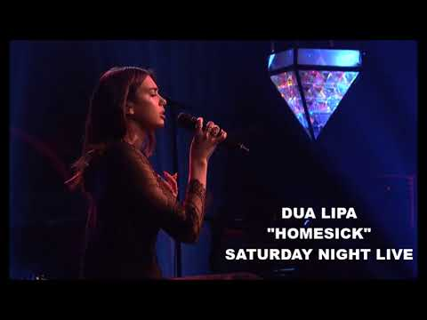 """Homesick"" DUA LIPA - SNL (Performance Audio)"