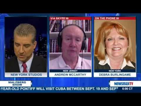 Malzberg | Andrew McCarthy and Debra Burlingame reflect on the anniversary of Sept. 11