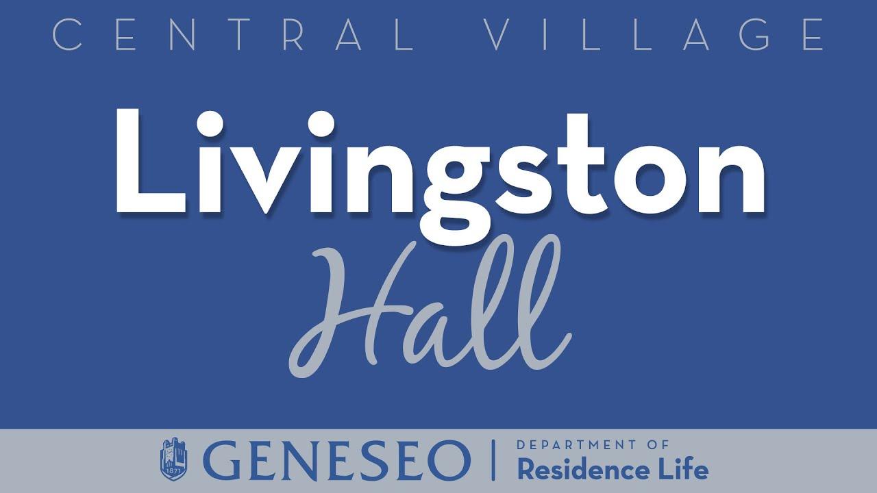 Livingston Hall | SUNY Geneseo