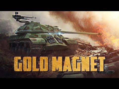 World of Tanks - Gold Magnet