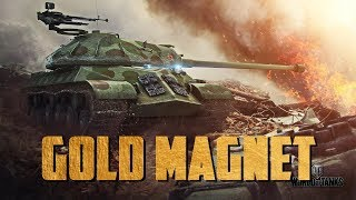 World of Tanks - Gold Magnet