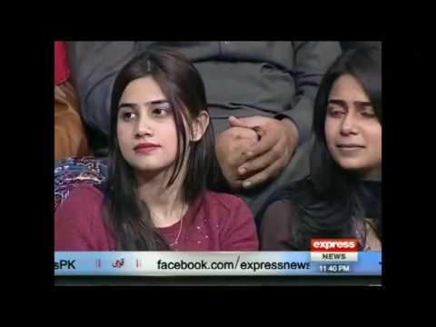 Laiyan Laiyan Main Tere Naal | Mughira Ahmad | Khabardar