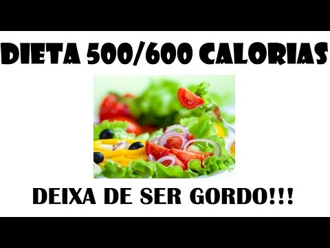 500 hcg cardapio calorias dieta