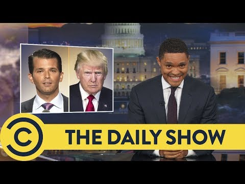 Download Youtube: Trump Jr. Is A High-Quality Person - The Daily Show | Comedy Central