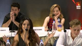 Power Rangers - full press conference Los Angeles (2017)